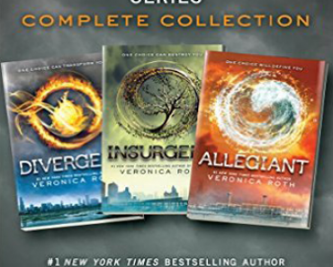 The-Divergent-Series-Complete-Collection